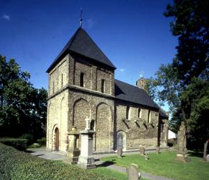 """(Alt-) St. Stephan (""""Krieler Dömchen"""")"""