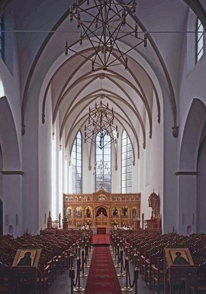 Alt St. Heribert in Deutz