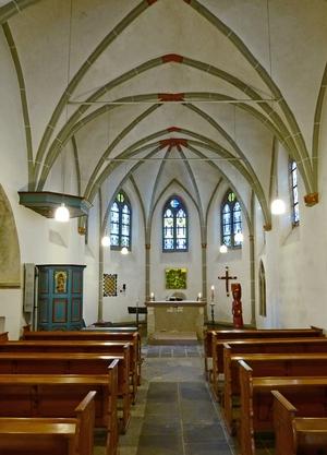 (Alt-) St. Katharina in Niehl