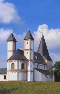 St. Amandus, Rheinkassel