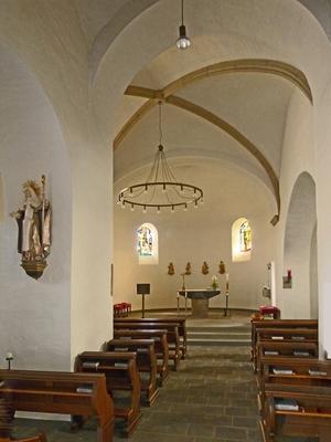 (Alt-) St. Maternus, Rodenkirchen; Foto: Celia Körber-Leupold