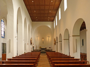 St. Nikolaus Dünnwald