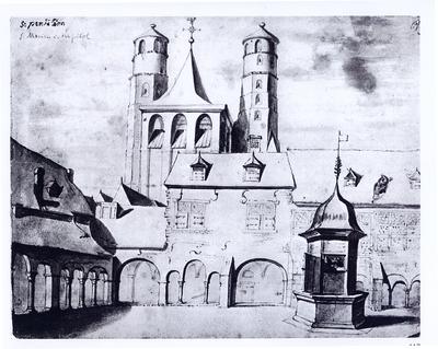Justus Wingboons,um 1664-65  RBA 90610